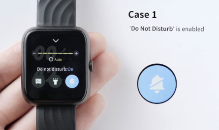 VT3 PLUS Smart Watch How to Solve Receive Message From IOS Phone