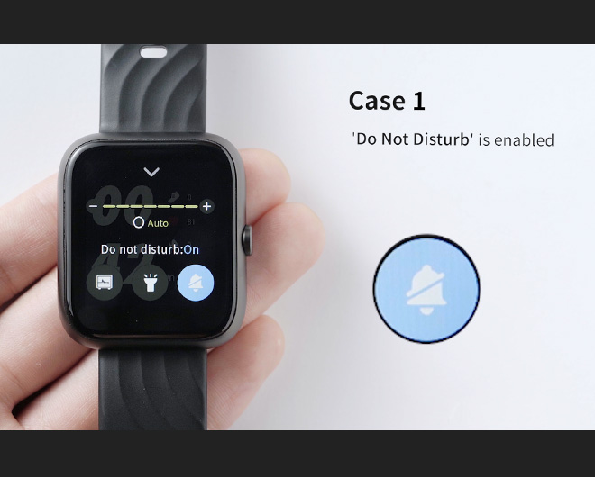 Virmee VT3 PLUS Smart Watch How to Solve Unable Receive Message From IOS Phone?