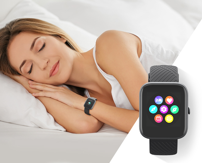 Activate the Sleep Tracking Option on My VT3 Smartwatch