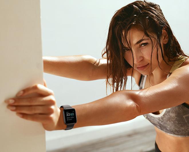 Apple fashion Wear smart watch woman